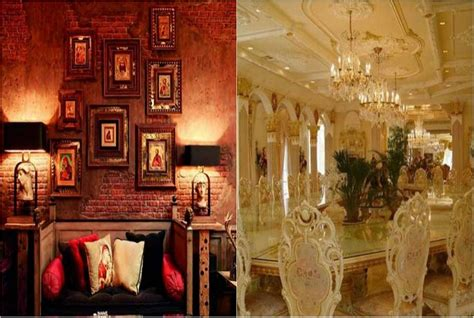 shahrukh khan mannat interior view and market value