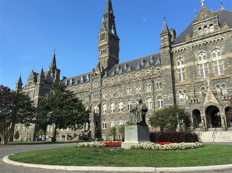 Georgetown Mba One Year Or Two Year by Best Colleges With Applied Economics Degrees