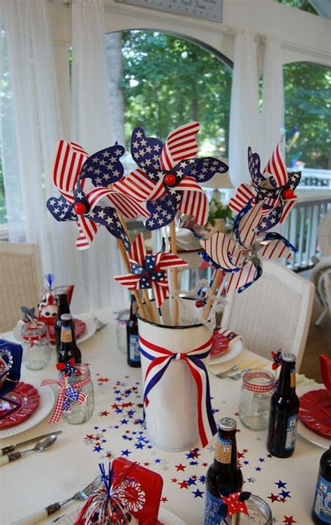 Independence Decorations by 10 Independence Day Table Decorations