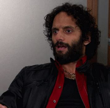 jason mantzoukas league the league wink gif find share on giphy