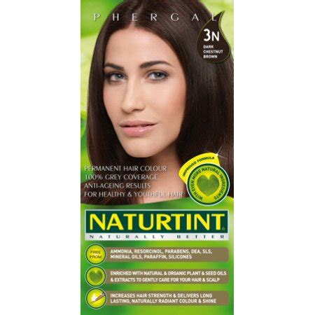 3n hair color naturtint permanent hair color 3n chestnut brown