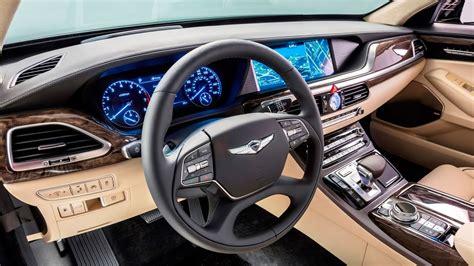 Genesis Auto Upholstery by 2017 Hyundai Genesis G90 Interior Review