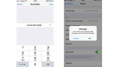 Find By Phone Number Uk How To Change The Phone Number On Your Iphone Macworld Uk