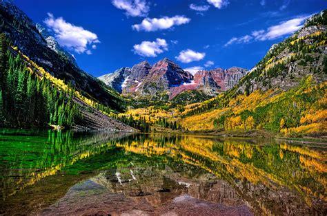 Home Decor Colorado Springs maroon bells fall colors photograph by ken smith