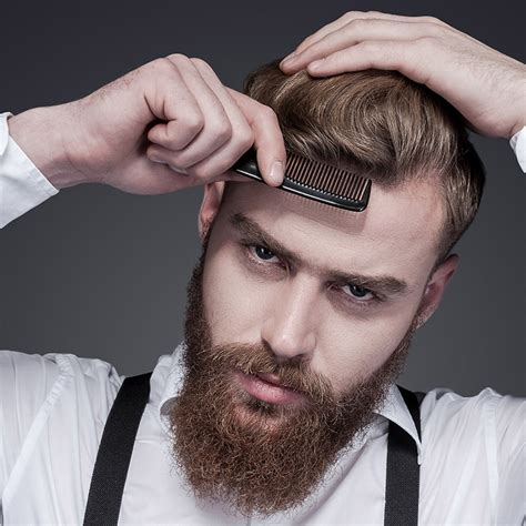 mens haircuts vista ca beard grooming san diego beard grooming brush bamboo boar