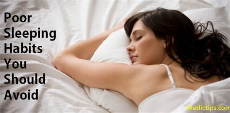 these are our sleep habits sciencenordic are you aware of these 3 bad sleeping habits medictips