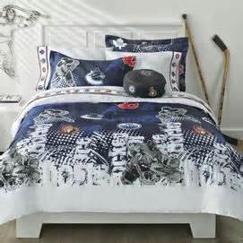 Nhl Bedding Sets Canada Nhl 174 Breakaway Collection Comforter Set