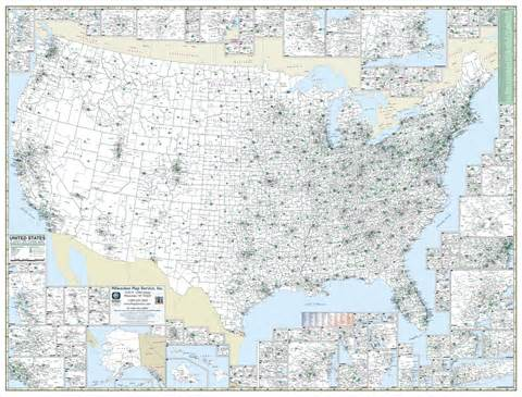 united states zip codes map