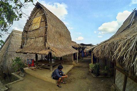 hal kuno  desa sade   kental  budaya sasak