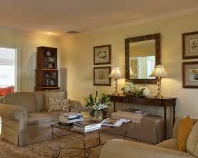 Elegant Living elegant living room with simple green and yellow flower table part of