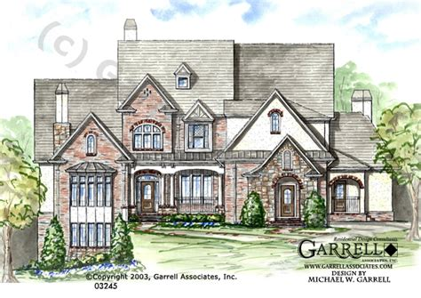house plan with front kitchen normandy manor house plan edinburg manor house plan house plans by garrell