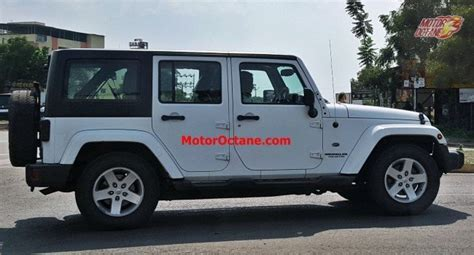 Safety Of Jeep Wrangler Unlimited Jeep Wrangler Unlimited Coming By Mid 2016 187 Motoroctane