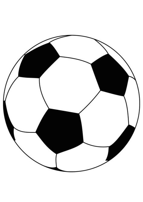 football ball coloring page football ball coloring pages clipart best