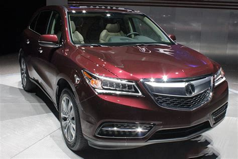 Acura Mdx 2020 Changes by 2020 Acura Mdx V6 Changes Interior Colors Redesign