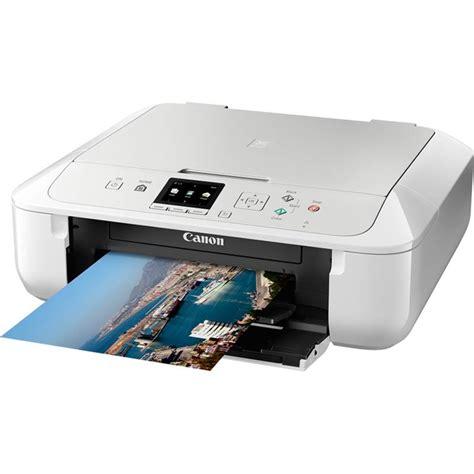 Canon Printer Multifunction Inkjet New canon pixma mg5760w wireless multifunction inkjet printer white mg5760w mwave au