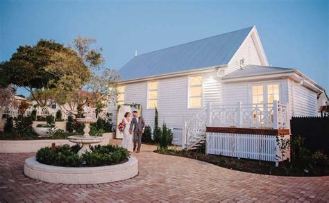 Top 18 small wedding venues in Brisbane