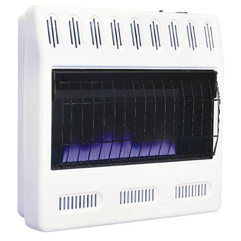 vent free propane heater with thermostat williams blue flame vent free wall heater 30 000 btu