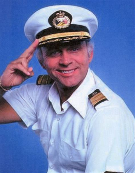 did gopher from love boat died captain stubing