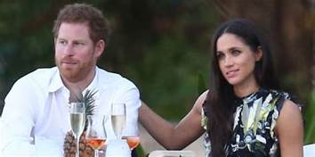 prince harry and meghan markle are headed down the aisle