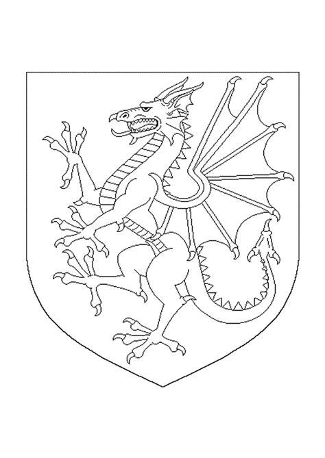 Coloriage colorier dragon sur Hugolescargot.com