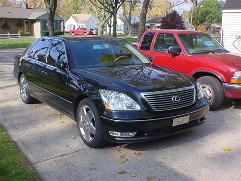 lexus models 2005 2005 ls 430 with limo tint lexus ls 400 and ls 430