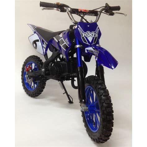 Mini pocket bike cross KX, moto très maniable dès 5 ans   ScootCash