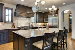 Dark Wood Kitchen Ideas by Pictures Of Kitchens Traditional Dark Wood Kitchens