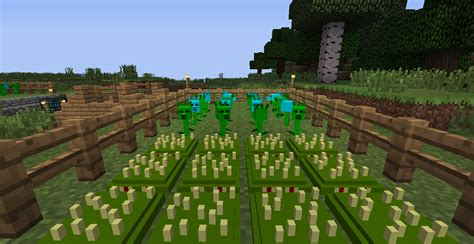 mod game plant vs zombie 1 7 10 plants vs zombies minecraft warfare mod installer