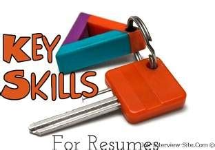 resume summary of skills customer service skills for resume summary