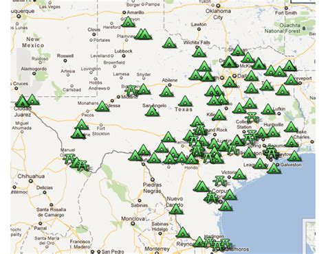 texas parks map help save texas state parks donate now or visit a park soon amazing pictures attached
