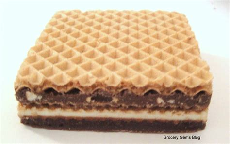 Knoppers Wafer grocery gems knoppers review chocolate hazelnut wafer