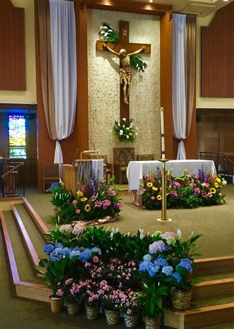 holy spirit catholic church easter  church easter
