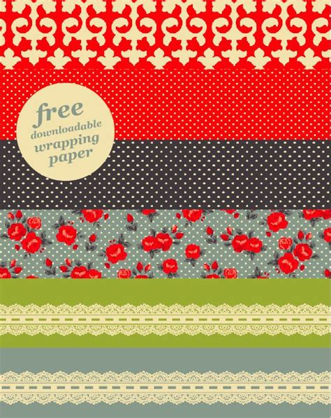 free printable wrapping paper sheets 17 best images about printable sheets wrapping paper on