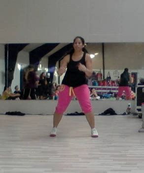zumba instructor tutorial just danz