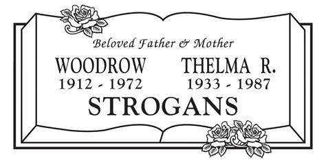 Headstone Designs Templates Www Pixshark Com Images Galleries With A Bite Headstone Design Templates