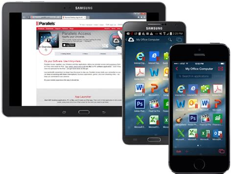 android remote access parallels access 2 0 now supports android and iphone for pc mac remote access hardwarezone sg