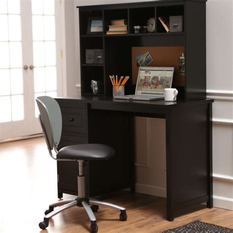 black corner computer desk with hutch modern computer desk with hutch home design ideas
