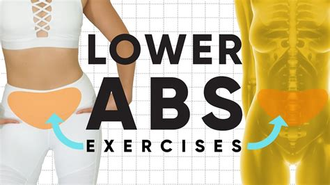 5 lower ab isolation exercises that will make your lower belly cry blogilates