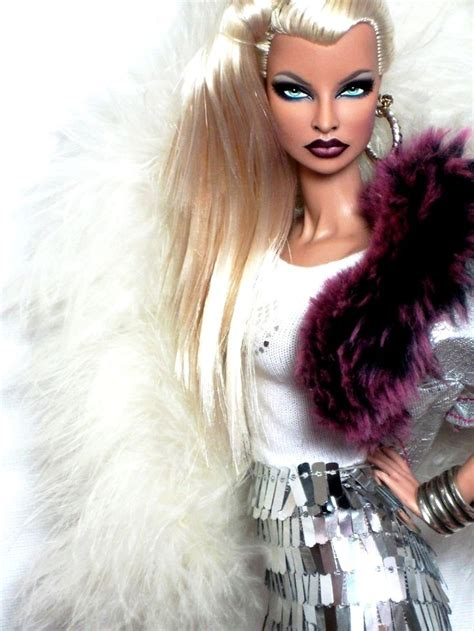 fashion doll repaints fashion royalty integrity eugenia repaint doll by