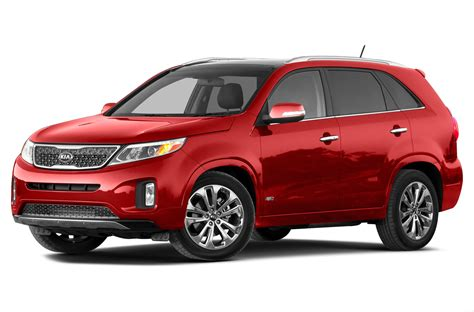 Kia Sorento 2014 2014 Kia Sorento Price Photos Reviews Features