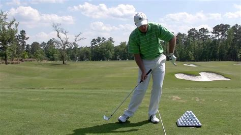 golf swing front foot the importance of footwork in the golf swing youtube