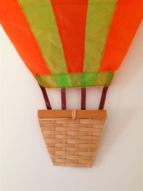 Handmade Air Balloon - air balloon balloon decoration room