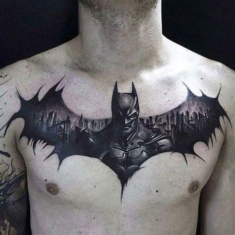 60 tatuagens do batman s 243 as melhores fotos
