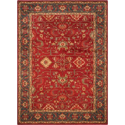 9 Ft Rugs by Safavieh Mahal Navy 9 Ft X 12 Ft Area Rug Mah693f 9