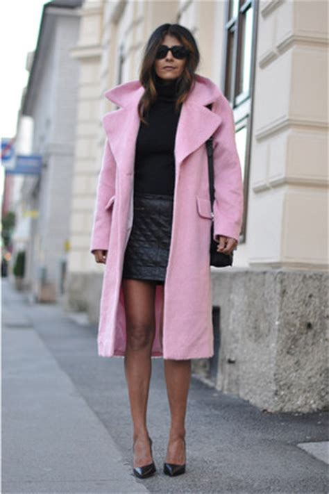light pink cocoon coat light pink cocoon asos coats black turtleneck cos