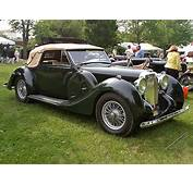 Lagonda V12 Cabriolet 1939 Photos  PhotoGallery With 3