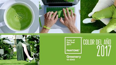 colour of 2017 el color del a 241 o 2017 verde greenery coolhunting magazine
