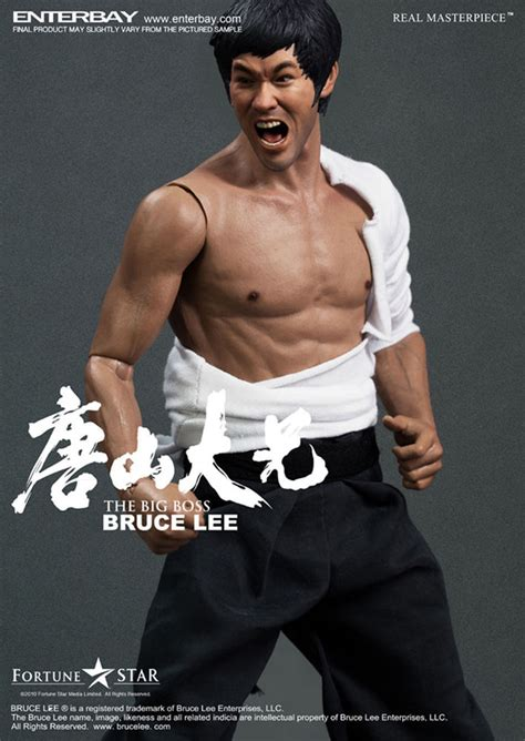Figure Bruce 1 enterbay real masterpiece1 6 the big kung fu master