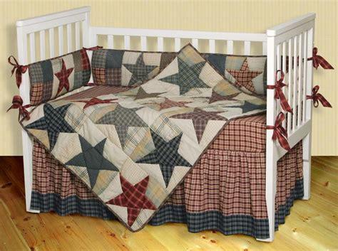Americana Stars Of America Baby Boy Girl 4pc Crib Set Ebay Americana Crib Bedding