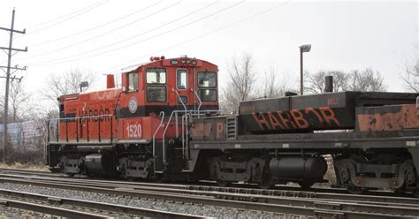 Eddie S Rail Fan Page Morning Switching Activity At The